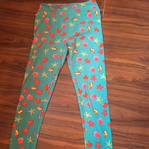 Lularoe beach leggings